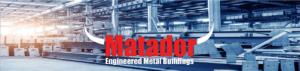 Matador metal building