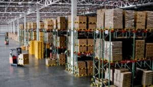Multi product storage