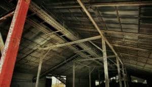 Metal building workshop