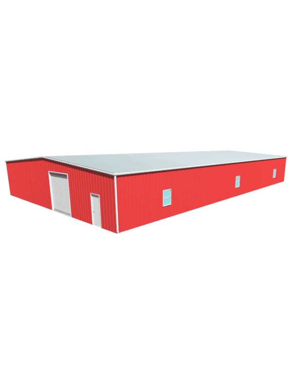 Metal building dimensions 100x60