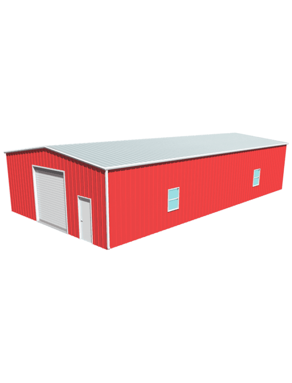 Metal building dimensions 60x30