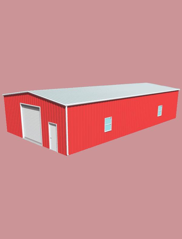 Metal building dimensions 60x30