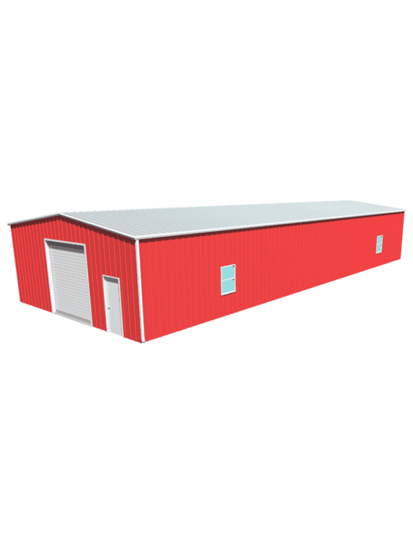 Metal building dimensions 80x30