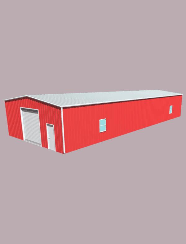 Metal building dimensions 80x30