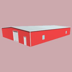 Metal building dimensions 80x60